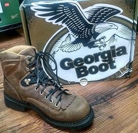 Men's Workboots - Georgia