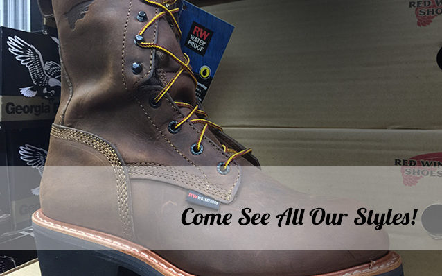 Welcome to Work Boots & More -
