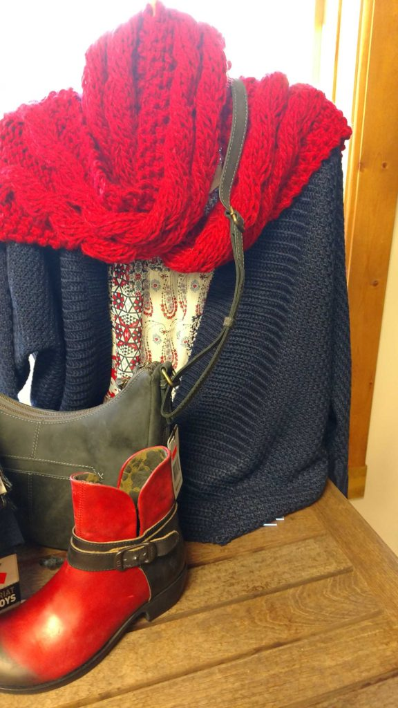 Work Boots & More: Accessories, Purses, Wallets, and Scarfs