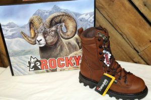 Rocky Thinsulate Men Work Boots