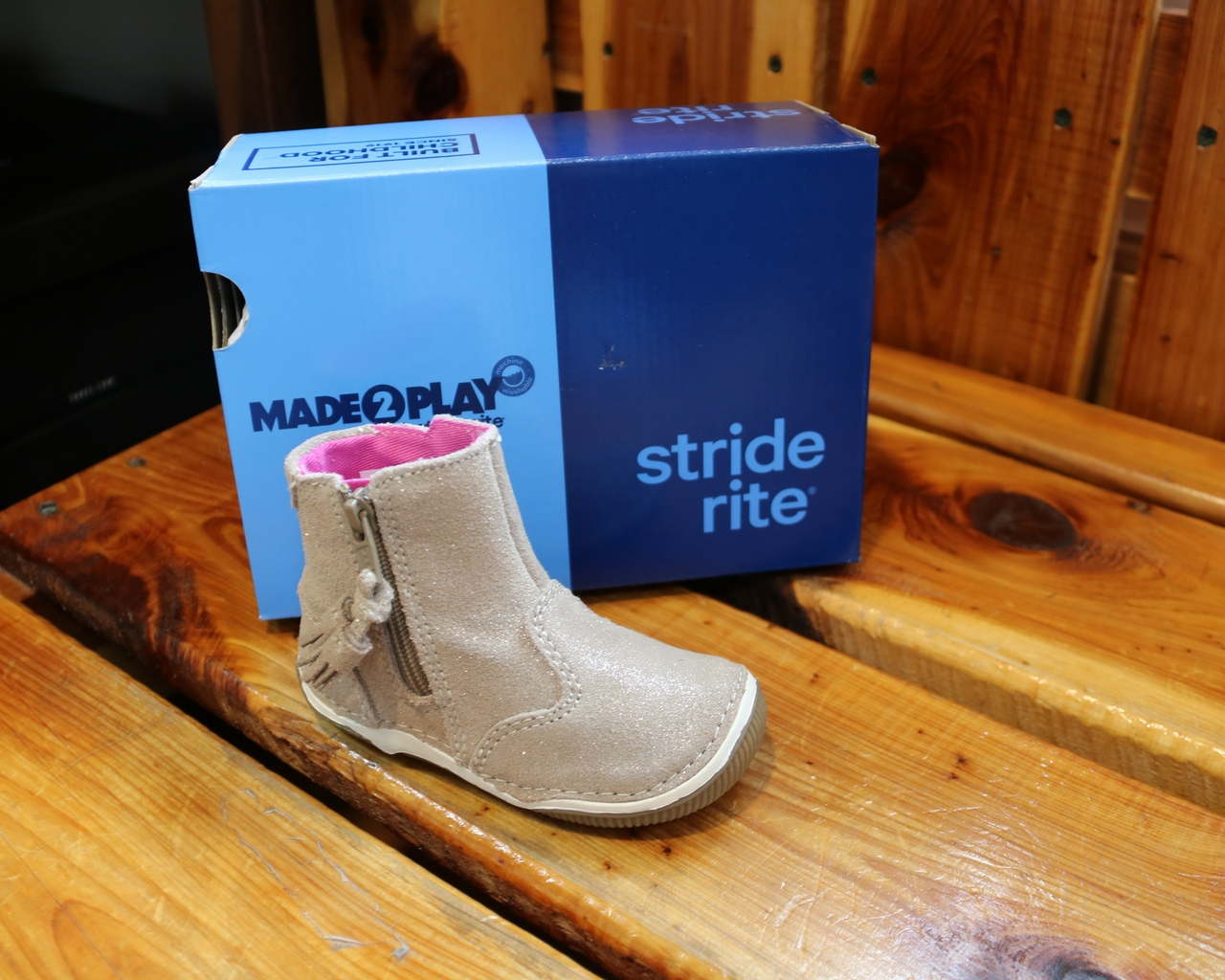 stride rite for kids shoes